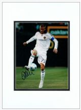 David Beckham Autograph Signed Photo